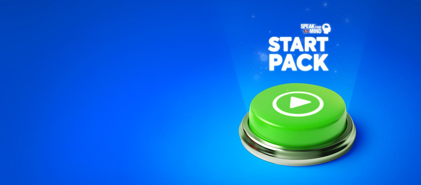 Start Pack di Speak Your Mind